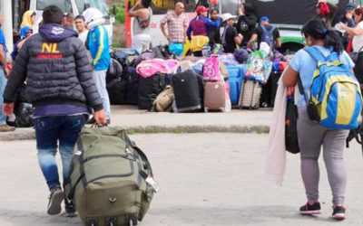 República Dominicana abre oficina para regularizar a migrantes venezolanos