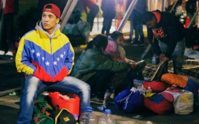 Experto ratifica que no existe vinculación entre la migración venezolana y la criminalidad