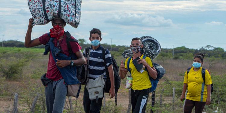 Cáritas Brasil lanza plataforma de información segura para migrantes venezolanos
