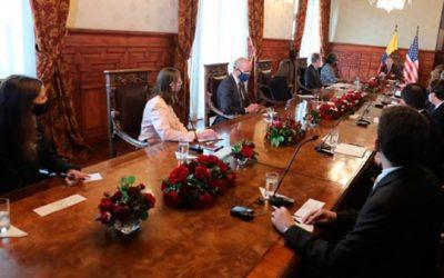 EE.UU. alaba el compromiso de Lasso contra la corrupción y por los derechos