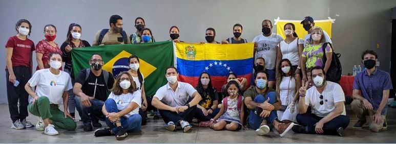 Organización (ONG) con el propósito de promover la integración socioeconómica de venezolanos vulnerables en Brasil