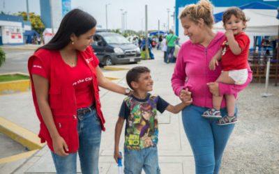ONG en Perú dirigida en resguardar el bienestar de los niños