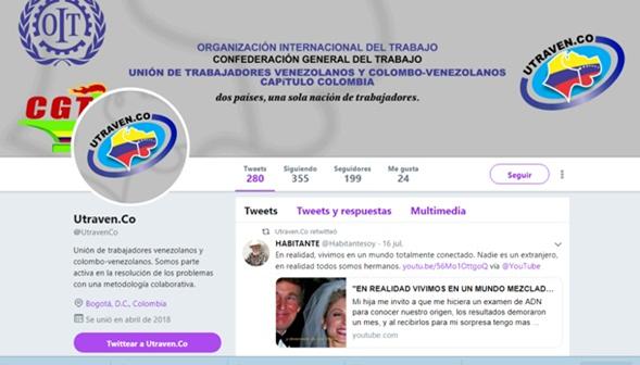 ONG en Bogotá que está orientada hacia la consecución de trabajo digno para los venezolanos