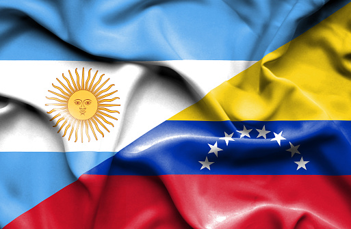 Asociaciones profesionales de venezolanos en Argentina