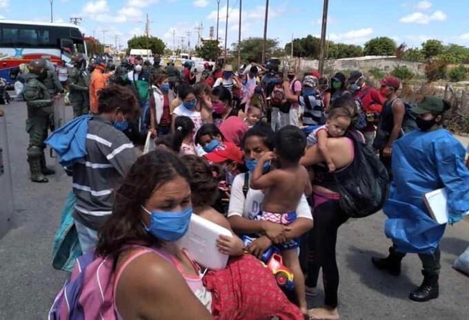 Nacionalización de niños nacidos en colombia