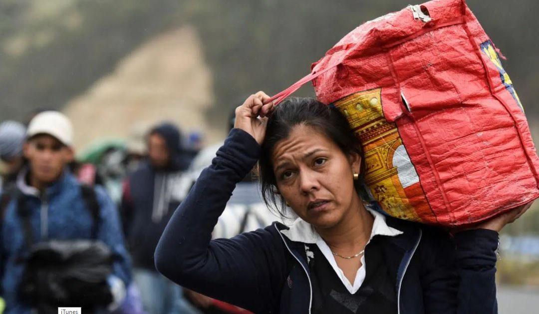 Migrantes venezolanos han dinamizado la economía en Perú pese a que ganan 16, 7 % menos que los peruanos