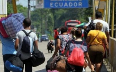 Ecuador lanza proyecto de inclusión para migrantes venezolanos