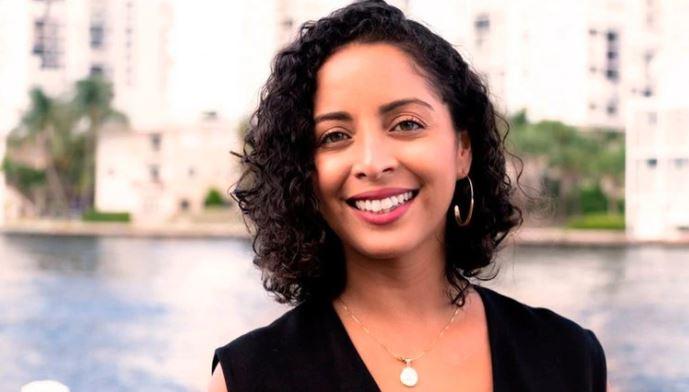 Luisana Pérez Fernández, la periodista venezolana que es la nueva directora de medios hispanos de la Casa Blanca