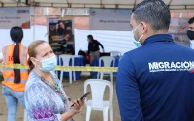 Colombia prepara entrega de identificación a venezolanos con Estatuto de Protección Temporal